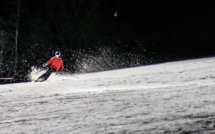 Vögelsberg im Winter
