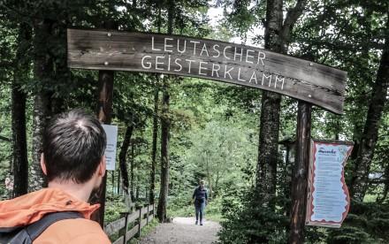 Geisterklamm Leutasch
