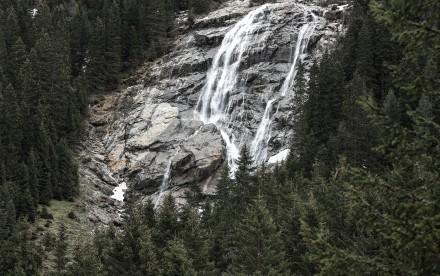 Grawa Wasserfall im Stubaital