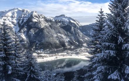 Rodelbahn am Achensee Zwölferkopf
