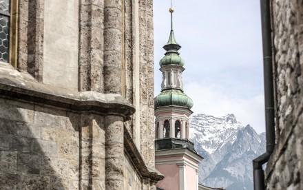 Schatzsuche in Hall in Tirol