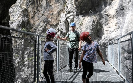 Mit Kindern in den Bergen