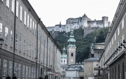 Ein Wochenende in Salzburg