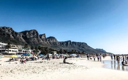 Kapstadt mit Kind